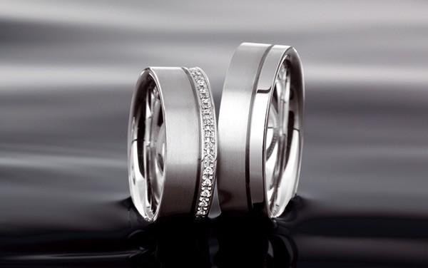 Snubni Prsteny Bile 18