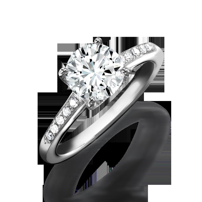 Zasnubni Prsten C 420