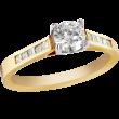 Zásnubní prsten č.428